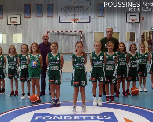 poussines2017-18
