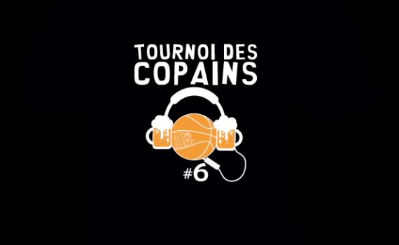 T-Shirt Tournoi Des Copains 2018