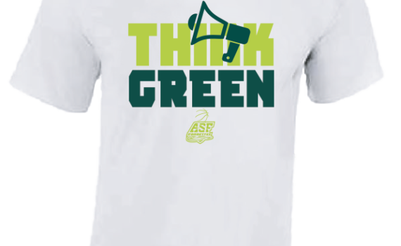 T-SHIRT Think Green