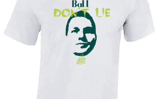 T-SHIRT Ball Don't Lie