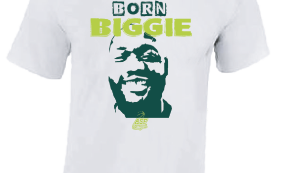 T-SHIRT Born Biggie