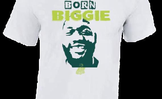 T-SHIRT Born Biggie