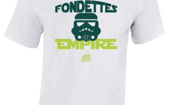 T-SHIRT Fondettes Empire