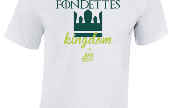 T-SHIRT Fondettes Kingdom
