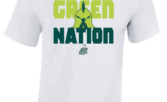 T-SHIRT Green Nation